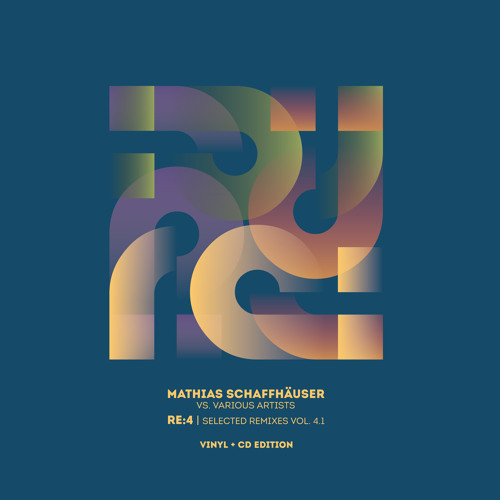 "Mathias Schaffhäuser vs. Various Artists - ""RE: 4 - Selected Remixes Vol. 4"" (edited snippets)"
