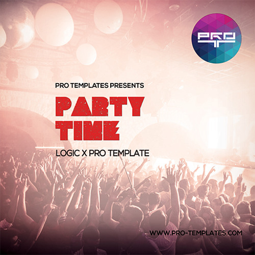Party Time Logic X Pro Template