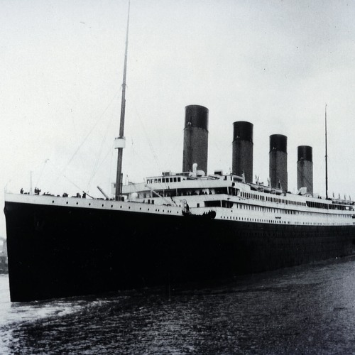 Titanic Voyagers (Richard Davenport-Hines & Frances Wilson)