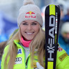 Lindsey Vonn 63 World Cup Wins Media Call 01.20.15
