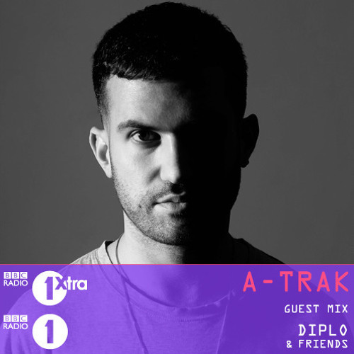 A-Trak - Diplo & Friends January 2015 Mix