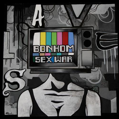 Bonhom - Sex War (LP)