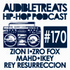 Audible Treats Hip-Hop Podcast 170