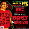 Kingston Dub Club - Rory Stone Love & Black Dub Movements 12.28.2014