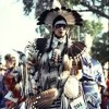 Native pow wow style at The Gathering of Nations