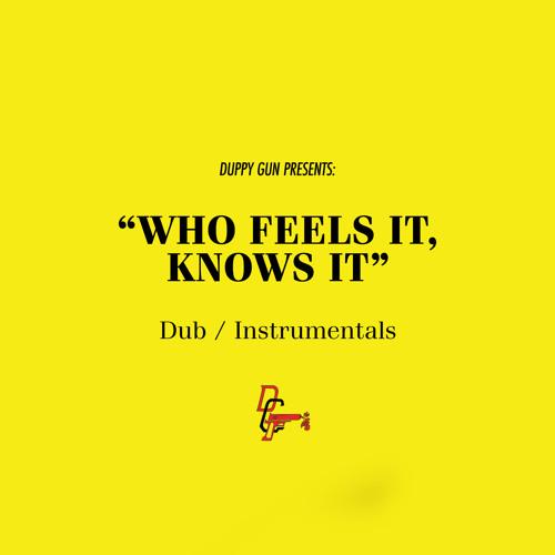 Genesis Hull (D/P/I) - Who Feels It, Knows It Dub / Instrumentals