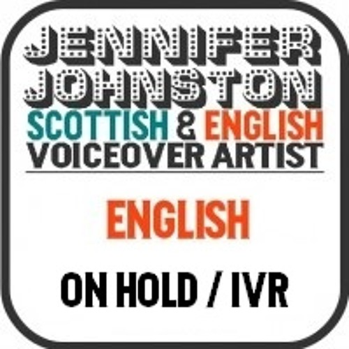 ENGLISH ON HOLD/IVR REEL