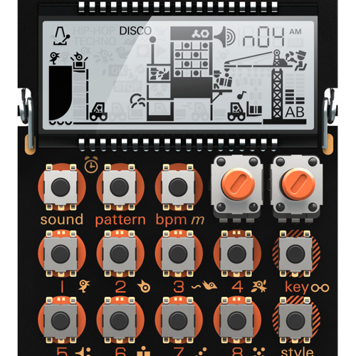PO-16 factory, example patterns
