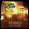 My Chemical Romance - Famous Last Words (Cover)