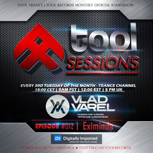 Page 1 | tool records Tool Sessions 012 with Vlad Varel (Guest: Eximinds). Topic published by DjMaverix in Mixset and Podcast (Music Floor).