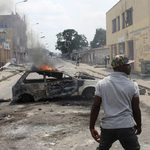 DRC: Time to put more pressure on President Kabila says protester, interview