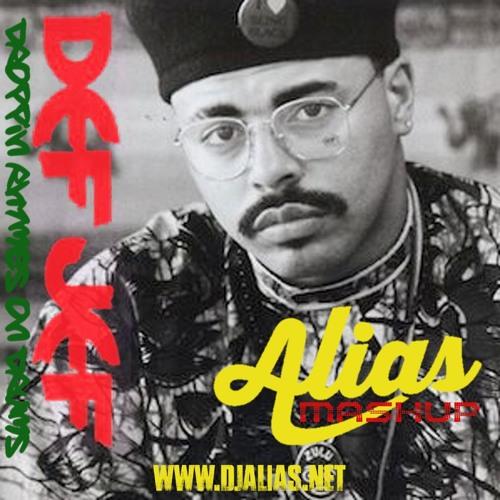 Droppin Rhymes On Drums (DJ ALIAS Mash)