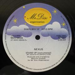 NEXUS - Stand Up (Instrumental) 1983