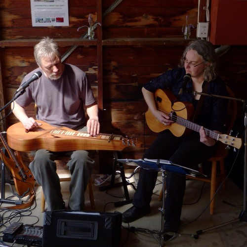 Tamar Valley Folk Festival 2015 - Daniel Brauchli & Kate Case
