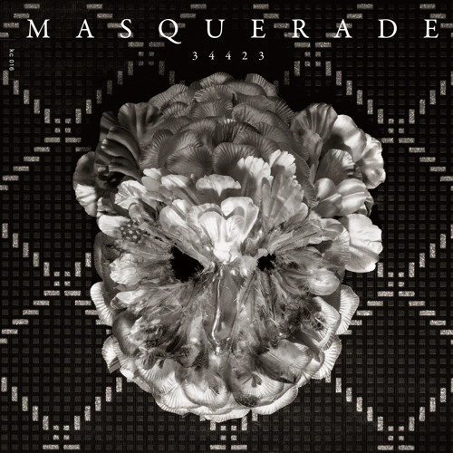 "34423 2nd Full Album ""MASQUERADE"""