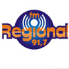Rádio Regional Fm 91,7 -  Grandes Radios - 2015 - RIO GRANDE DO SUL