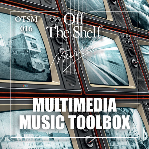 PRODUCTION MUSIC OTSM016-50-Multimedea Groovers (Technobeat) (John Hyde)