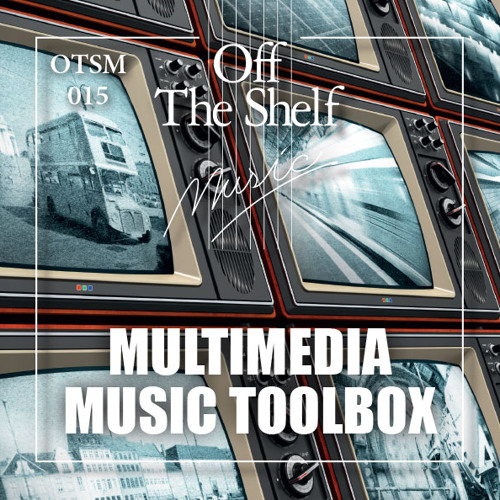 PRODUCTION MUSIC OTSM015-57-Multimedia Underlays (Light movement) (John Hyde)