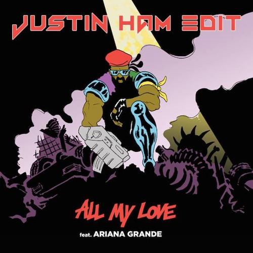 Major Lazer Ft Ariana Grande All My Love Justin Ham Edit By Justin Ham Free Download On Toneden