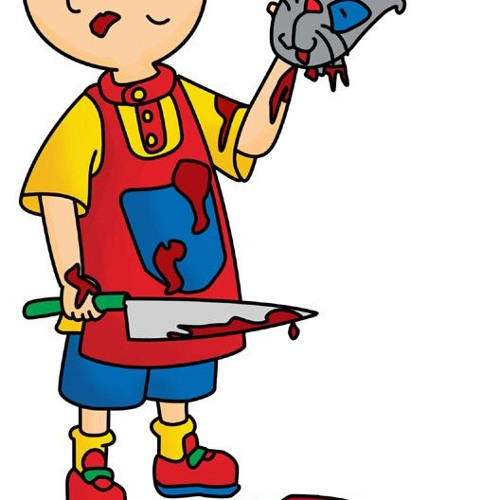 MLG - Caillou in The H00D - YouTube