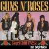 Sweet Child Of Mr. Brightside - Guns n Roses vs The Killers (Free Download)