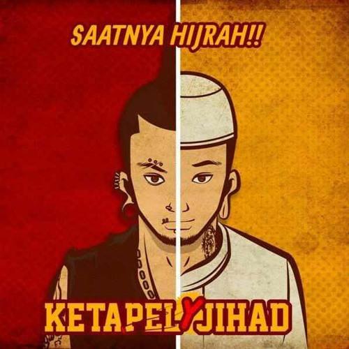 Ketapel Jihad - Pemuda Palestina