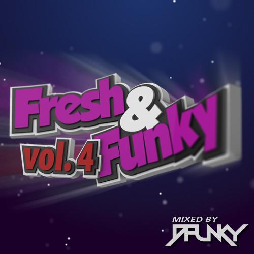 Dafunky - Fresh & Funky Volume 4
