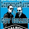 Shake It Like a Naked Flame - LonesomeDave & Guy Collins at Balboas Balcony Bar
