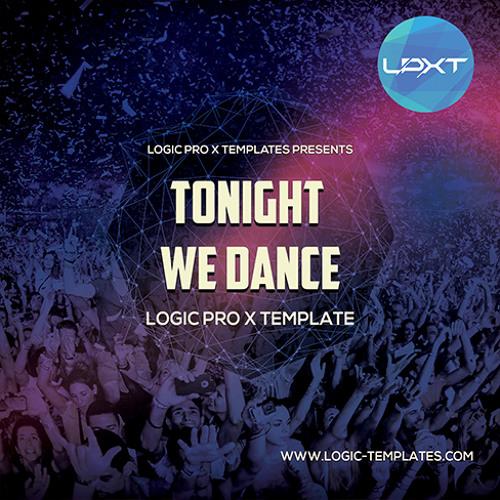 Tonight We Dance Logic Pro X Template