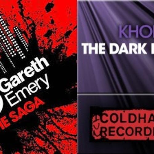 Gareth Emery vs. KhoMha - The Dark Saga (Chaim Mankoff Mash-up) *FREE DOWNLOAD*