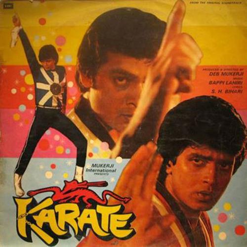Bappi Karate (Afrobotic Edit)