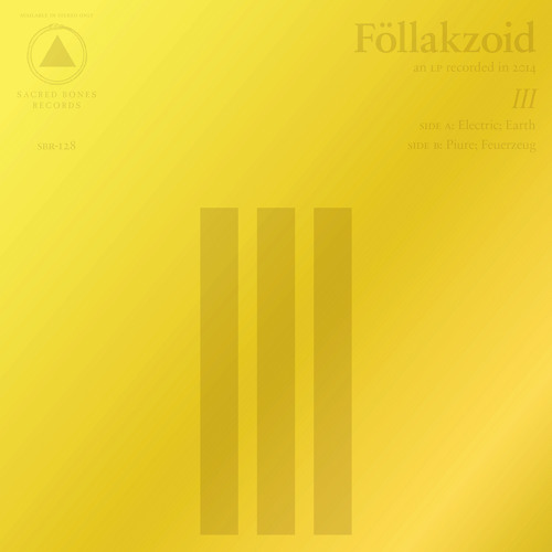 Föllakzoid - Electric