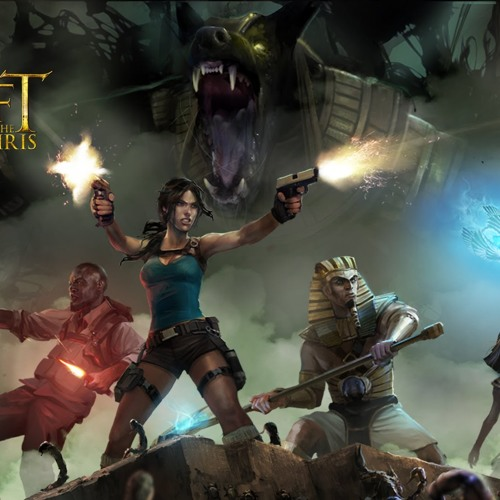 """Rise of Pharaoh"" (Remix of Lara Croft and the Temple of Osiris)"