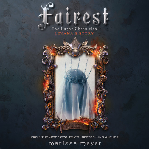 Image result for fairest by marissa meyer audio