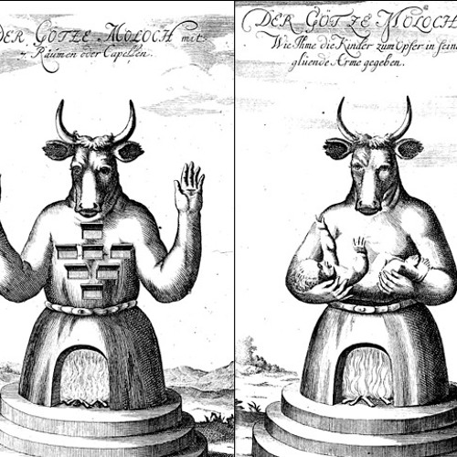 the gods of the moloch and the consequences of disobedience to god Throughout this time god repeatedly warned his people of the consequences of disobedience obedience to god is crucial to defeating our spiritual enemy.