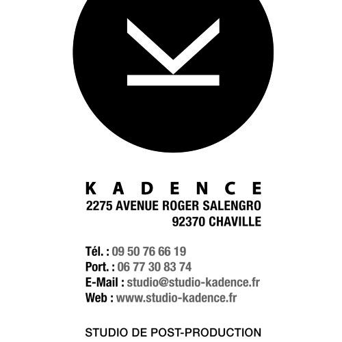 MASTERING - TEST- STUDIO KADENCE