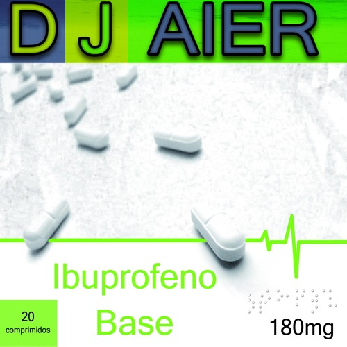 DJ AIER - IBUPROFENO BASE PREVIA