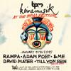 David Mayer at Keinemusik (The BPM Festival 2015)