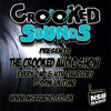 The Crooked Audio Show 005 with special guest Dealo Brown on NSB Radio Portada del disco