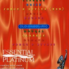 CLARKEE-CLUB KINETIC - ESSENTIAL PLATINUM CLUB TOUR 17.05.96