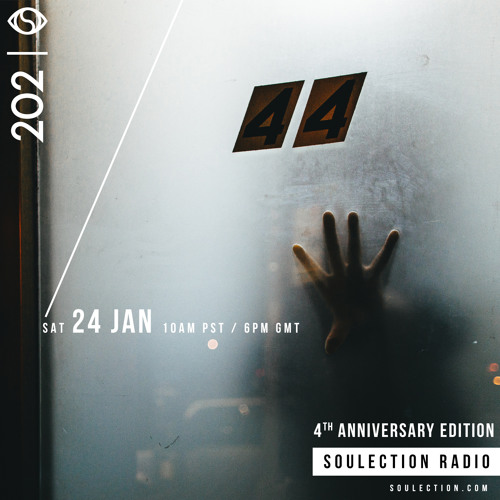 Soulection Radio Show #202 w/ AbJo, StarRo, & Andre Power (4th Anniversary Edition)