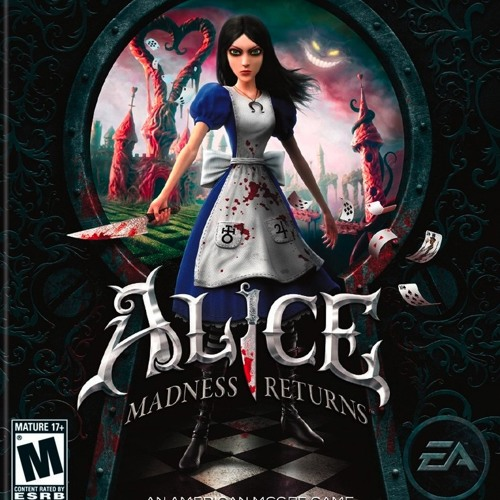 Card Castles in the Sky - Alice: Madness Returns