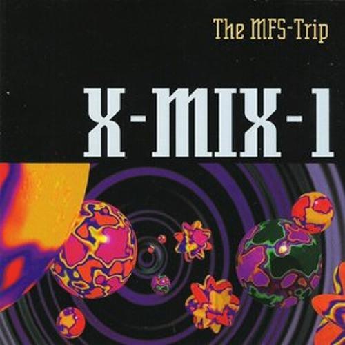 X-Mix 1  Paul Van Dyk - The MFS Trip  1993