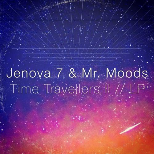 Jenova 7 & Mr. Moods - The Falling Sky (feat. Hal McMillen)
