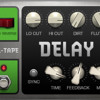 10 Delay Pedals On My Guitar With My IPod Playing A Shepard Tone Into The Bridge Pickup