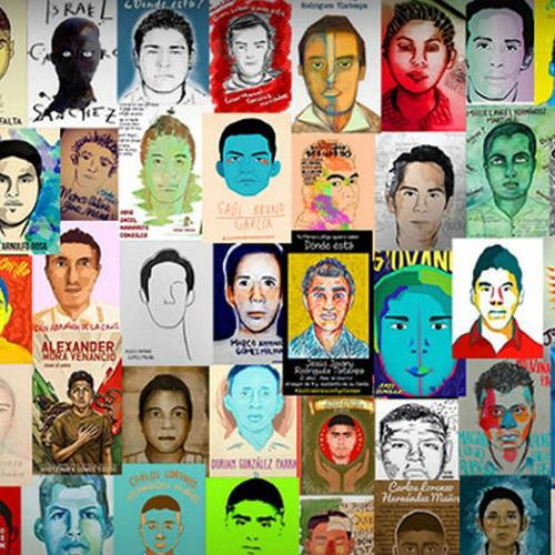 43 Studenten (Ayotzinapa, Mexiko)