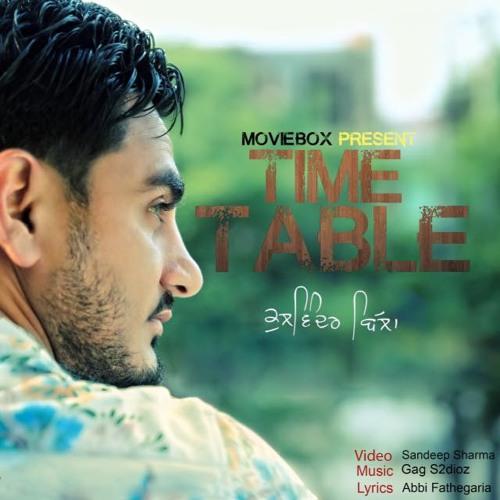 Time Table - Kulwinder Billa ft. LiL Sandhu