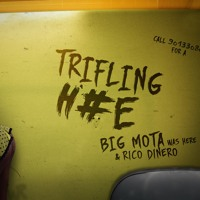 Rico Dinero - Triflin' Feat. Big Mota [Prod. By Tay Keith] Artwork