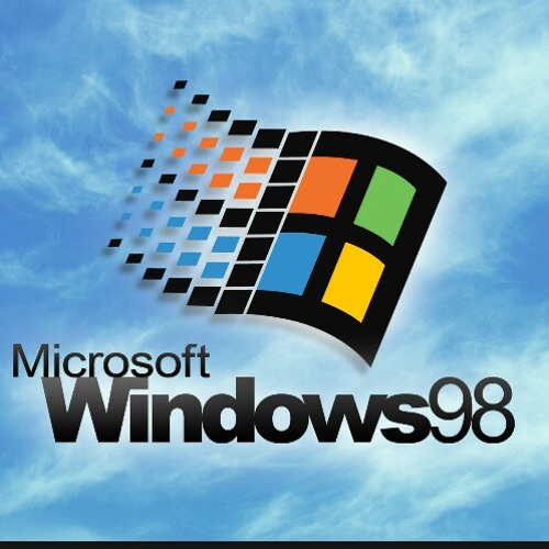 Windows 98 and Windows 98 Plus! Startup and shut down sounds