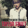 I Knew You Were Trouble-Live a Victoria's Secret-Taylor Swift